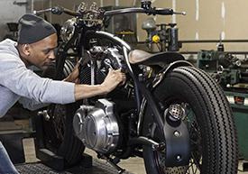 摩托车行业